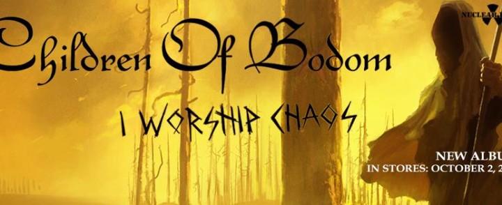 Bodom ja Lamb of God yhteiselle klubihenkiselle Jäähallikeikalle