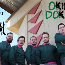 Viikonloppukevennys: Ned Flanders -vaikutteinen bändi Okilly Dokilly
