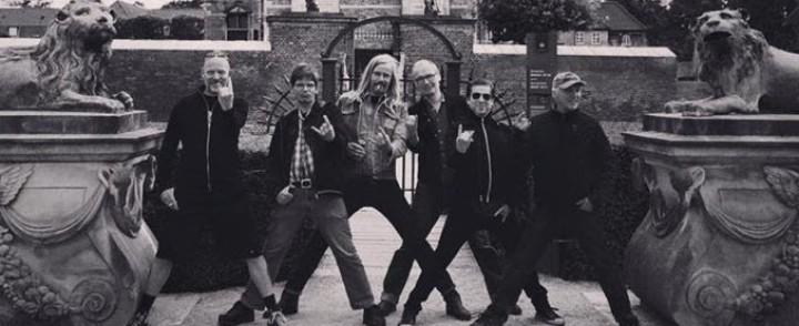 Tanskan punkrocklegenda President Fetch saapuu elokuun lopulla Suomeen