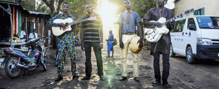 Songhoy Blues palaa pikavauhtia takaisin Suomeen