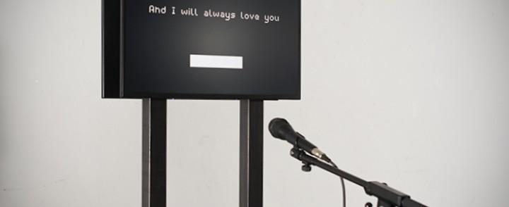 Outo tietokoneen tulkinta Whitney Houstonin I Will Always Love You -klassikosta