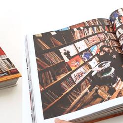 Levyjen keräilijöistä tehdyn kirjan kohderyhmän on pakko olla toiset levyjen keräilijät