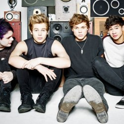 5 Seconds of Summer saapuu Hartwall Areenalle
