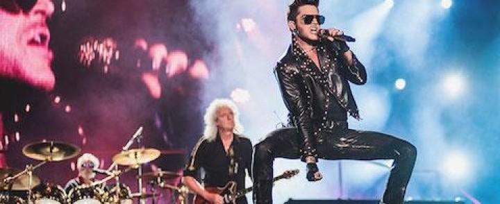 Nykyään Adam Lambertin johtama Queen saapuu Suomeen