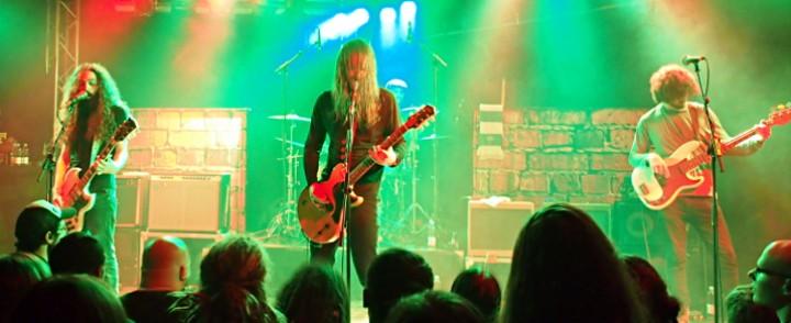 Sisuskalut koetuksella – Uncle Acid jyräsi Tampereella