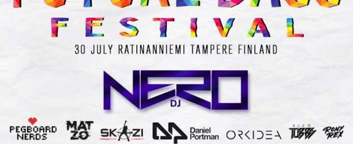 Tampereelle uusi elektronisen musiikin festivaali