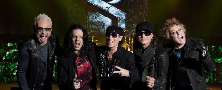 """Scorpions se vaan jatkaa """"viimeisiä"""" keikkojaa, nyt bändi saapuu Kaarinaan ja Nilsiään"""