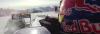 Tällaista on meno, kun Max Verstappen ajaa formulalla laskettelurinteessä