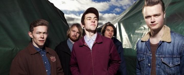 Norjalainen punk-bändi Honningbarna saapuu minirundille