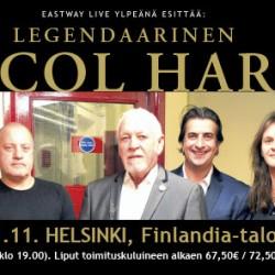 Procol Harum lisäksi myös Helsinkiin