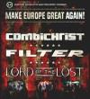 Combichrist rundaa Suomea Filterin ja Lord of the Lostin kanssa