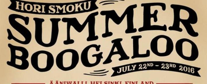 Mudhoney ja Oblivians ovat Horu Smoku Summer Boogaloon pääesiintyjät