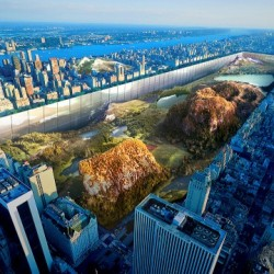 Nyt on järjetön puistoidea, New Yorkin Keskuspuisto kaivettaisiin 30 metriä syvemmäksi