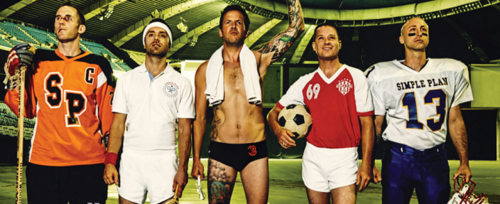 Simple Plan saapuu The Circukseen