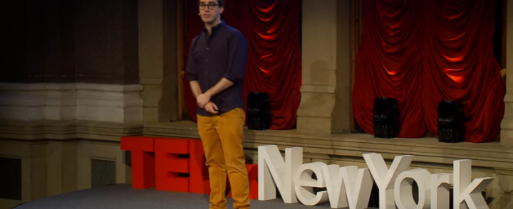 Nerokasta – SNL:n käsikirjoittaja pitää 5 minuutin puheen ei yhtään mistään ja silti se on kiinnostavaa
