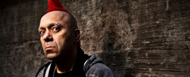 Punk-ikoni The Exploited saapuu Nosturiin