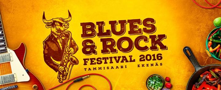 Tammisaaren Blues&Rock-festareilla kansainvälistä menoa