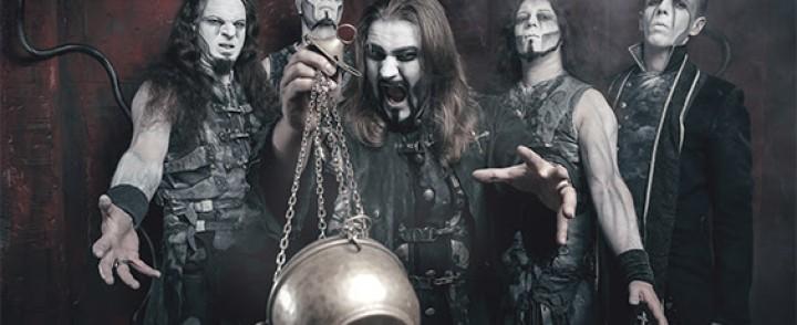 Saksalainen power metal -jyrä Powerwolf palaa syksyllä Suomeen