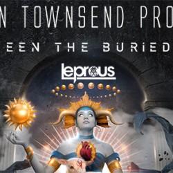 Devin Townsend tuo Projectinsa Helsinkiin ja Seinäjoelle