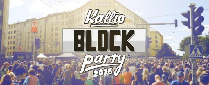 Kallio Block Partyn ohjelma julki