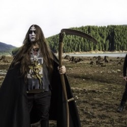 Black metal -duo Inquisition saapuu Suomeen