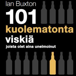 101 kuolematonta viskiä joista olet aina unelmoinut -kirja suomentuu