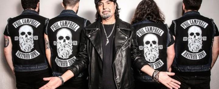 Motörhead-kiratisti saapuu poikineen ensivisiitille Suomeen