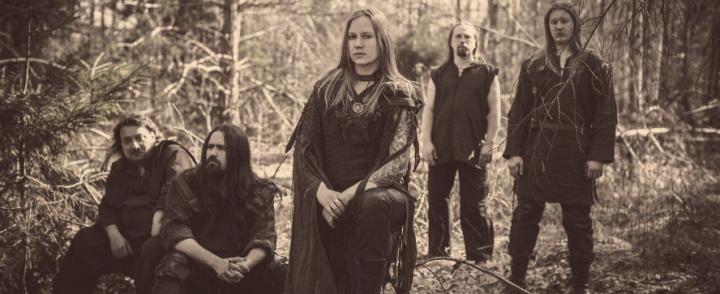 Venäläinen pakanametalliyhtye Arkona ensi kertaa Suomeen