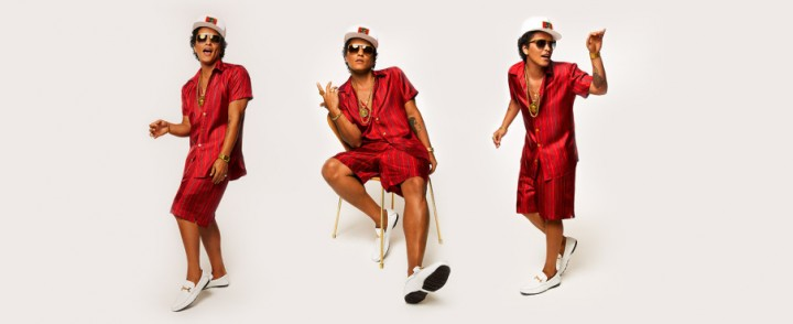 Bruno Mars ensi kertaa Suomeen