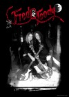 Dead Moon -pariskunta saapuu duo-keikoille Suomeen