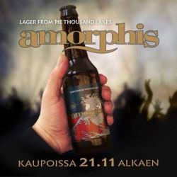 Maku panee lisää Amorphista