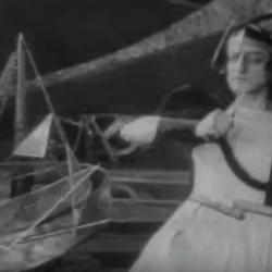 Tsekkaa ensimmäinen venäläinen scifi-leffa vuodelta 1924