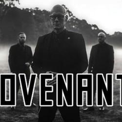 EBM-yhtye Covenant saapuu Gloriaan