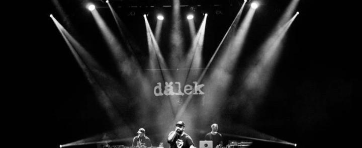 Alt-hip hopin outolintu Dälek saapuu TuskaLiven osana Suomeen
