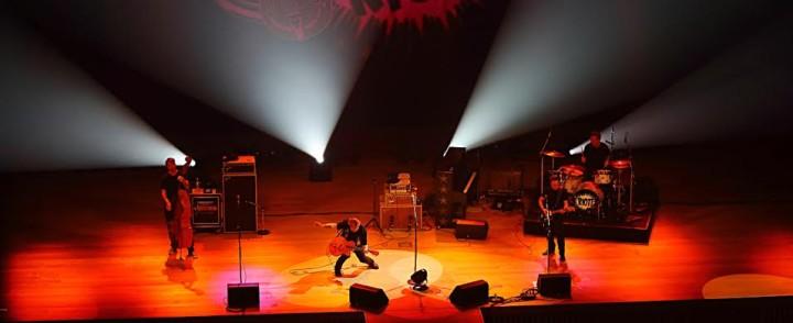 Brian Setzerin Rockabilly Riot Suomeen heinäkuussa