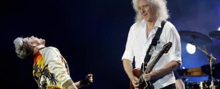 Queen + Adam Lambert saapuu Hartwall Arenalle