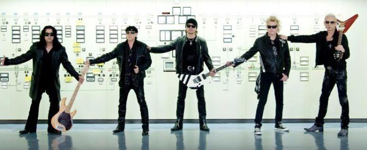 """Scorpions senkun jatkaa """"viimeistä"""" kiertuettaan, marraskuussa vuorossa Hartwall Arena"""