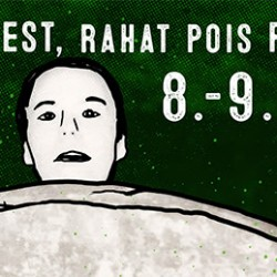 Punk is best, rahat pois fest vol 5