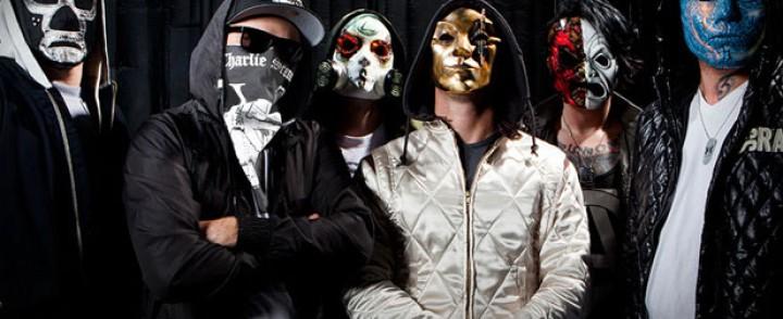 Hollywood Undead palaa vuoden vaihteen jälkeen Suomeen