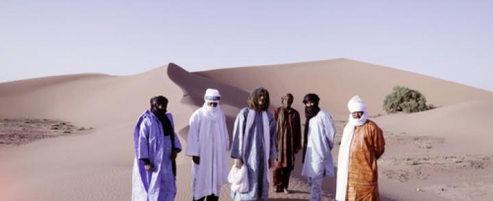 Aidon desert bluesin kuningas Tinariwen saapuu Tavastialle