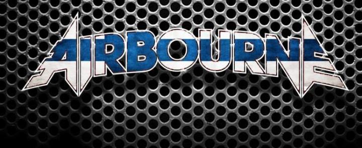 Airbourne kahdelle klubikeikalle lokakuussa