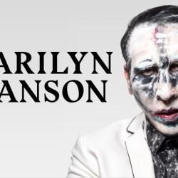 Marilyn Manson saapuu Jäähalli-keikalle marraskuussa