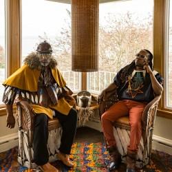 Hip hop -duo Shabazz Palaces ensi kertaa omalle klubikeikalle Suomeen