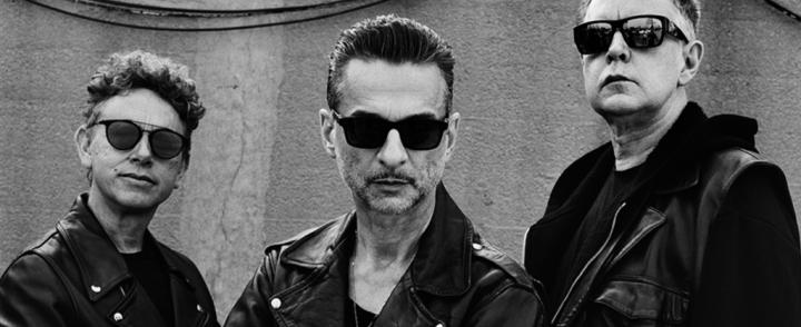 Depeche Moden kiertue rantautuu Hartwallille helmikuussa