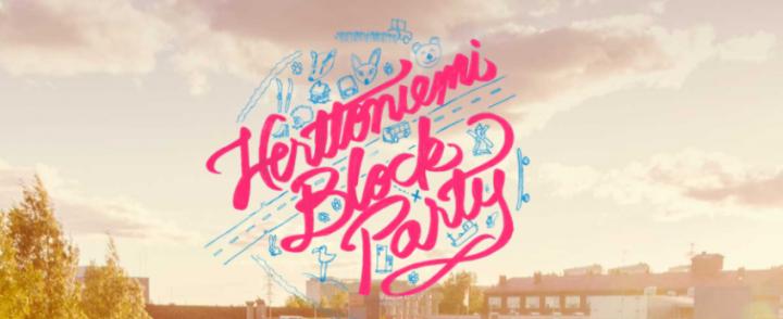 Idän kovin meno käynnistyy lauantaina – Herttoniemi Block Party vol 2:ssa mm. Atomirotta, Asa, Yona ja Sydän,sydän