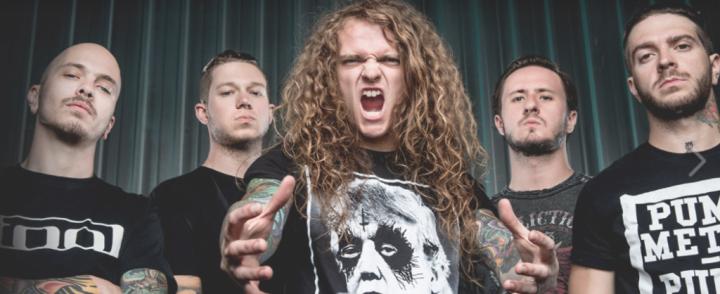Tuska tuo metalcorea Tavastialle