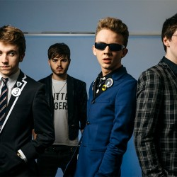 Irlantilainen The Strypes saapuu The Circukseen