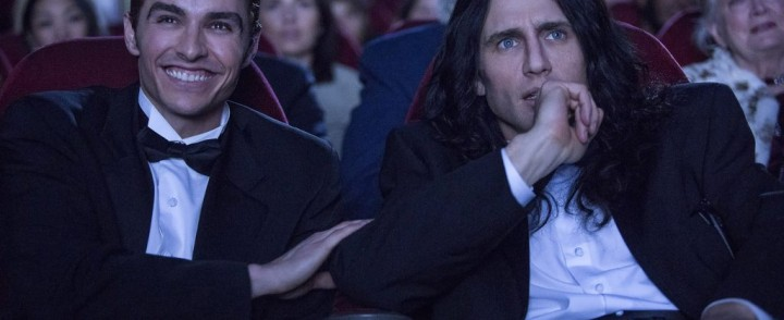 Night Visionsissä tarjolla mm. James Francon tuore ohjaus The Disaster Artist
