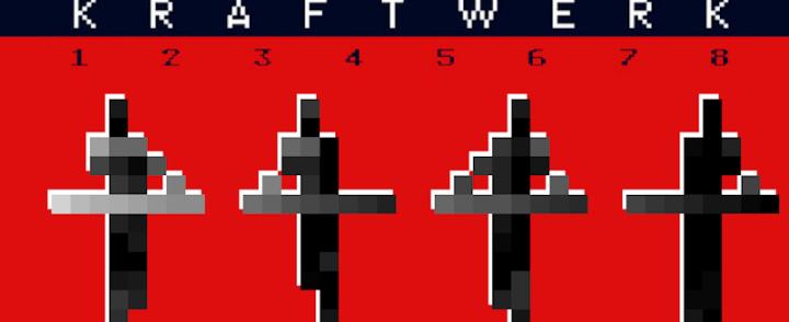 Kraftwerkin 3-D Concerts nähdään kahdesti Finlandia-talossa