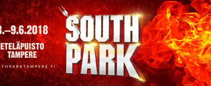 Ghost ja Mustasch saapuvat Tampereen South Parkiin